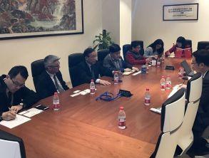 上海市万博体育manbetx行业协会综合服务专业委员会筹备会议举行